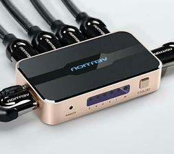 3in1/5in1 Output HDMI Cable Splitter Switchert for XBOX 360