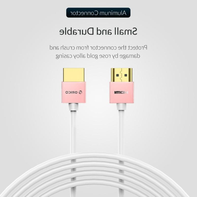 ORICO Gold Plated HDMI HDMI Video Cable for