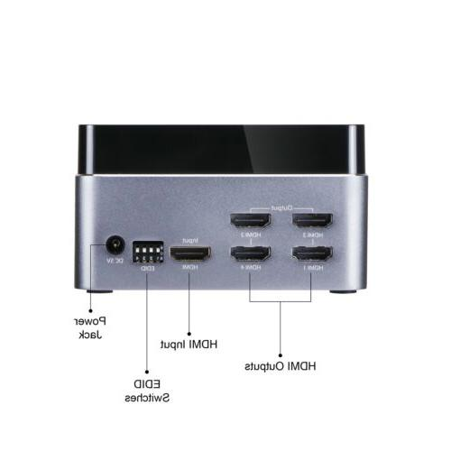 SIIG SIIG 60HZ HDR Splitter 18Gbps - -